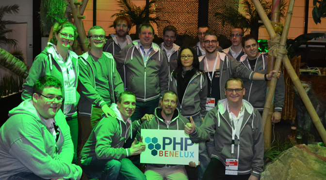 Making PHPBenelux Conference happen