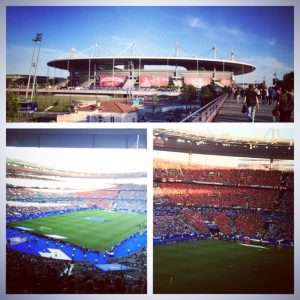 France - Belgium, international friendly 2015