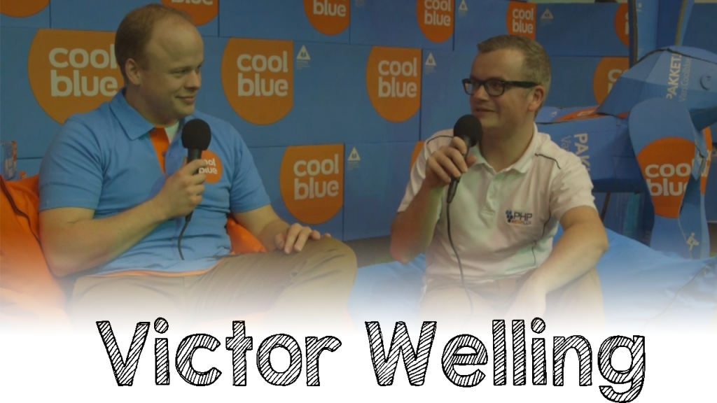 Victor Welling of Coolblue