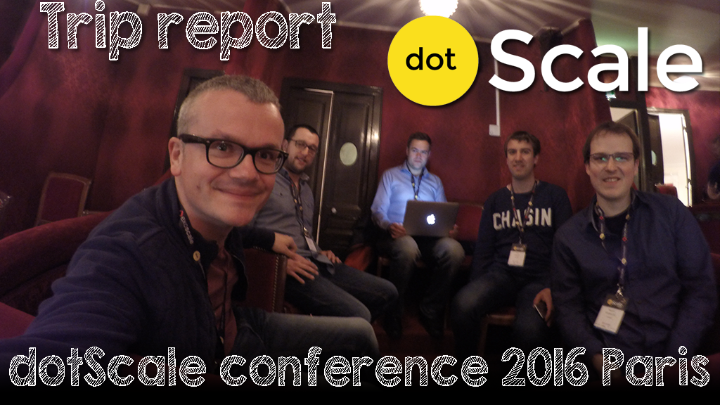 dotScale Conference 2016