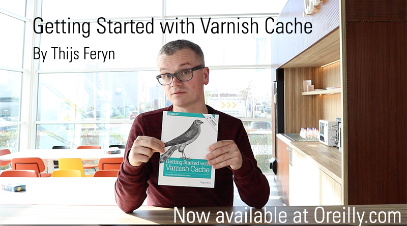 Getting Started with Varnish Cache is now on sale