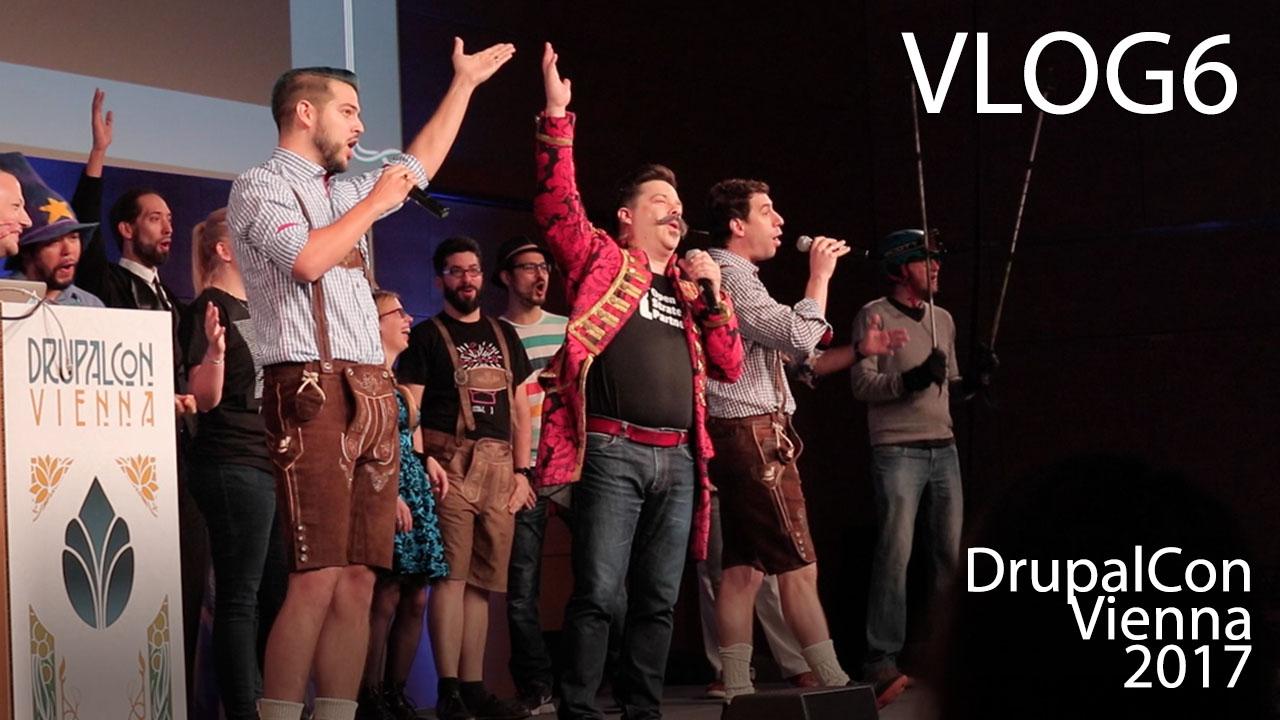 VLOG 6 - DrupalCon Vienna 2017