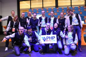 PHPBenelux Conference 2018 crew